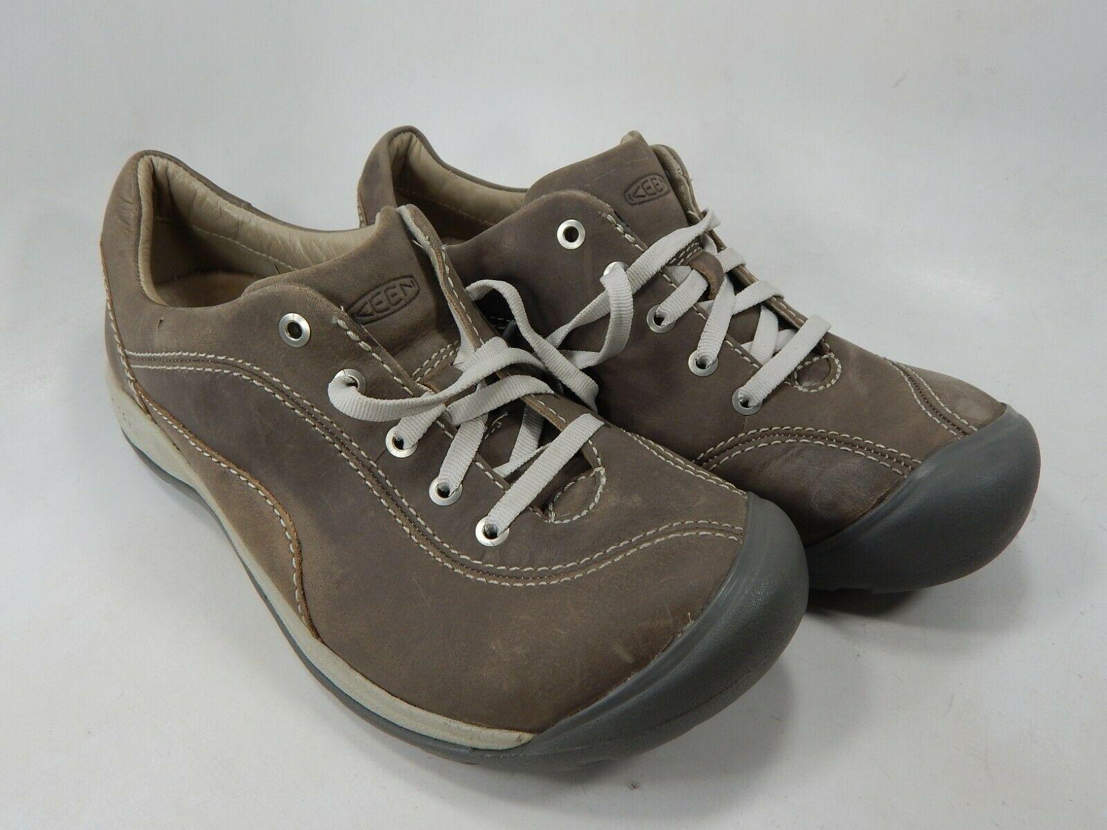Keen Presidio II Misura 7 M (B) Eu 37.5 Donna Casual Oxford Shoes Paloma 1018316