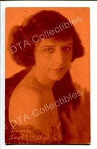DOROTHY PHILLIPS-PORTRAIT-1920-ARCADE CARD! G - $21.73