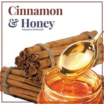 1 LB CINNAMON INFUSED HONEY image 1
