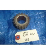 90-95 JDM Honda Civic B16 timing gear pulley fluctuation gear B18C VTEC ... - $39.99