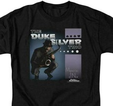 The Duke Silver Trio t-shirt Parks and Recreation Comedy graphic tee NBC759 image 2