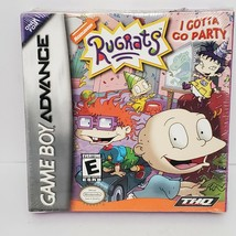 Rugrats I Gotta Go Party Nintendo Game Boy Advance 2002 Factory New and Sealed - $23.23