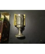 "WMF Sammlung Spitzweg Mini Goblet 3.5"" Tall - $17.63"