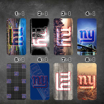 wallet case new york giants NY LG V30 V35  G6 G7 thinQ Google pixel XL 2 2XL - $16.48+