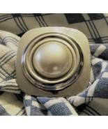 adg, ltd. Faux Pearl Scarf Ring - $7.50