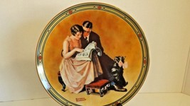 Bradford 1985  Rockwell A Couple's Commitment C... - $12.99