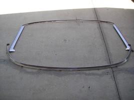 1964 64 FORD GALAXIE 500 & XL & CUSTOM 4 DOOR WINDSHIELD CHROM TRIM PIECES - $138.94