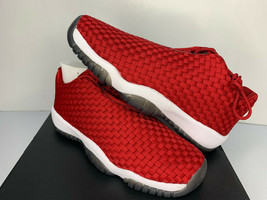 $120 NEW SIZE 4 5 5.5 6 6.5 7 YOUTH Nike Jordan Future Low RED Shoe Kid ... - $49.99