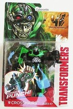 Transformers CROSSHAIRS Action Figure RACE CAR Age of Extinction NEW Deluxe - $9.80