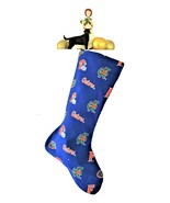 Football Christmas Stockings, Florida Fan Christmas Stocking, Handmade L... - $17.00