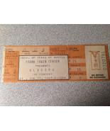 Alabama Ticket Stub Unused 1987 Austin Texas - $14.85