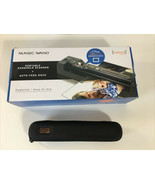 VuPoint Magic Wand Handheld Scanner PDSDK-ST470PU-VP Auto Feed Dock KRAT... - $69.30