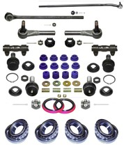 Ford F150 4 Wheel Drive Replacement 17 Piece Steering Kit for years  198... - $143.79