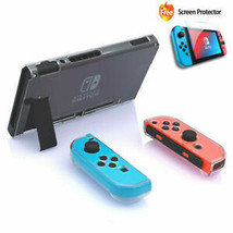 For Nintendo Switch Shockproof Protective Spilt Case Cover+Screen Protector UK - $9.67