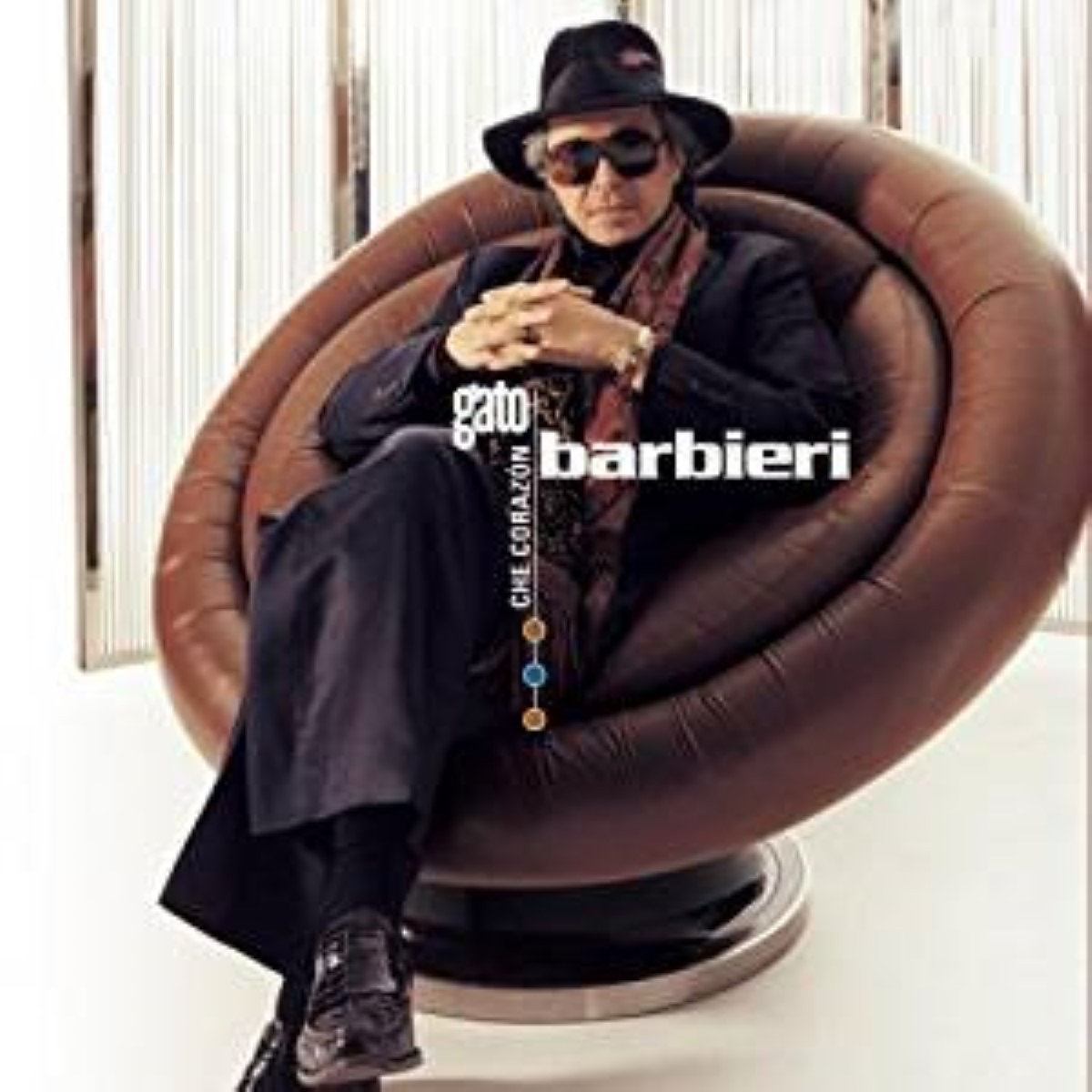 Che Corazon by Barbieri, Gato Cd