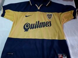 Old   jersey Boca juniors  Argentina    nike  - $52.47