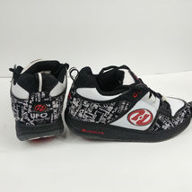 Shoes 8 Black 7319 Skate Mens Sz Roller Heelys White wqcF4XEUO