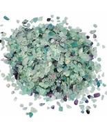 mookaitedecor 1 lb Tumbled Chip Stones Crushed Tumblestone Crystals Heal... - $16.96