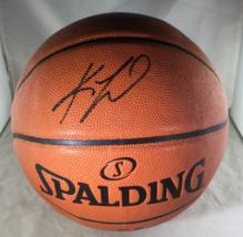 KAWHI LEONARD / 2019 NBA FINALS MVP / AUTOGRAPHED FULL SIZE NBA BASKETBALL / COA image 1
