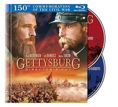 Gettysburg Director's Cut [Blu-ray + Digi-book]