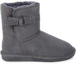 Bearpaw Tessa Suede Faux Fur Lined Boots NIB Size 8 - $65.00