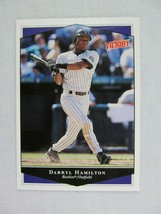 Darryl Hamilton Colorado Rockies 1999 Upper Deck Victory Baseball Card 137 - $0.98