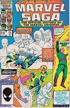 The Marvel Saga #11 The Official History of the Marvel Universe (Book XI: Days o - £3.15 GBP