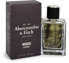 Abercrombie & Fitch Abercrombie Woods 1.7 Oz Cologne Spray  image 4