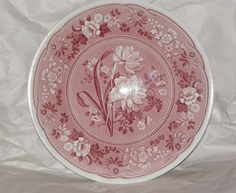 Spode Archive Collection Georgian Series Botanical Cake Plate Tray 11.5 - $9.90