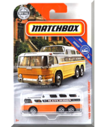 Matchbox - 1955 GMC Scenic Cruiser: MBX Service #2/20 - #8/125 (2018) *W... - $4.00