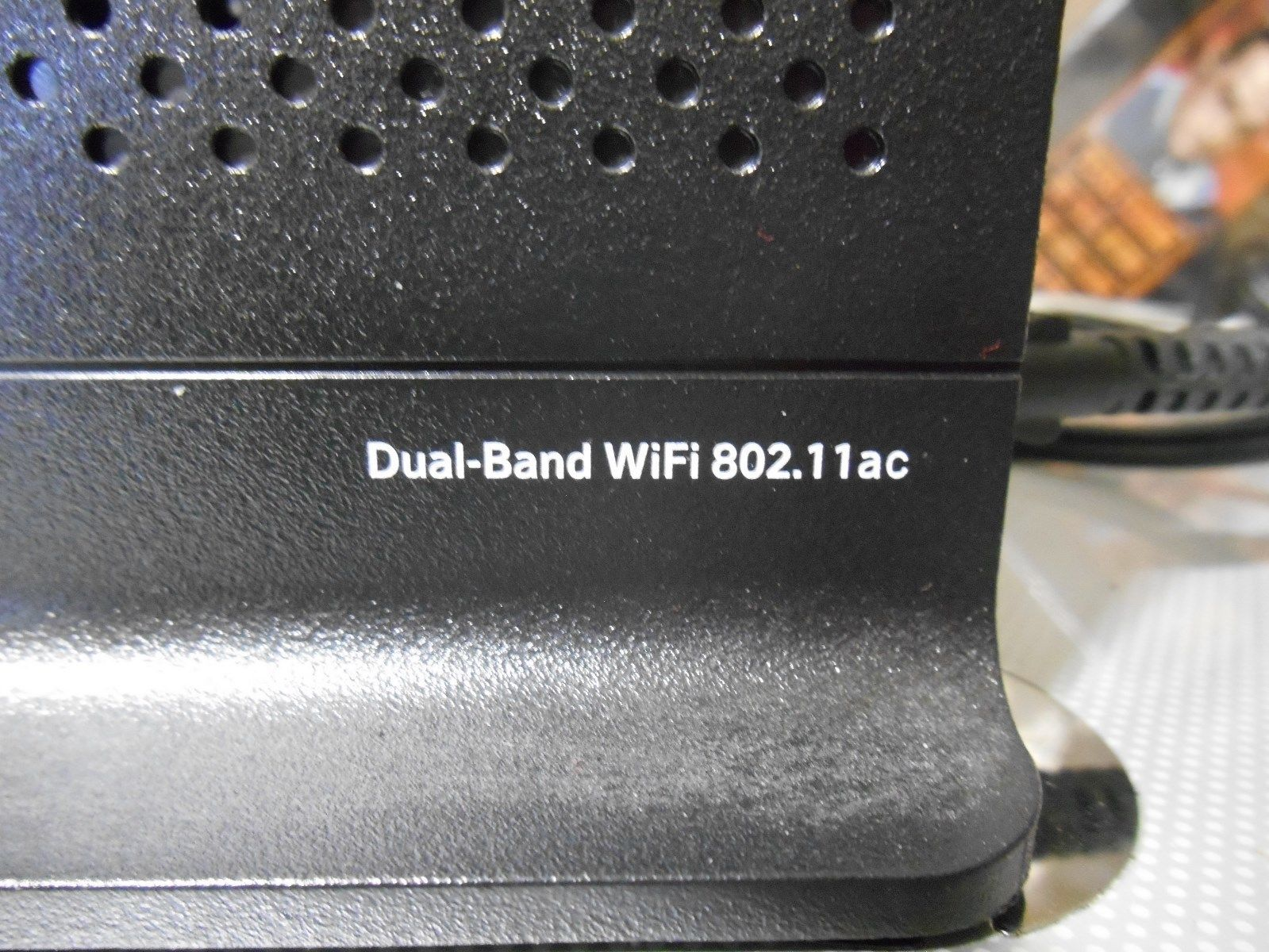 Duel Band Cisco XB3 TG1682G Wifi Voice Cable and 50 similar