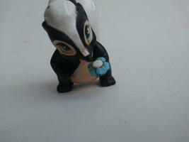 Disney Flower Skunk Figure Cake Topper - $7.67