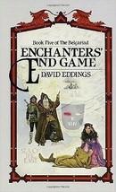 Enchanters ' End Game [ Masa Mercado Libro en Rústica] - $5.83