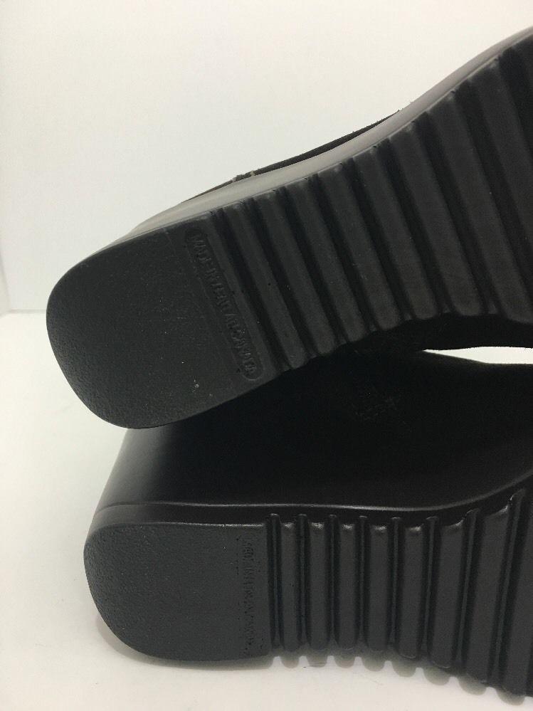 La Canadienne Galaxy Brown Suede Women's Knee High Platform Wedge Heel Boots 5 M image 9
