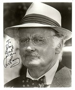 ART CARNEY, star of the Honeymooners, Signed 8x10 photograph, nice autog... - $33.65