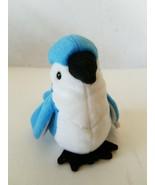 Ty Beanie Baby Rocket The BlueJay Bird - $6.17