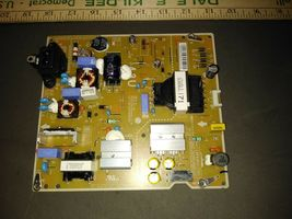 9II22 LG 43UK6200PUA PARTS: POWER BOARD (TV HAD CRACKED SCREEN), VERY GOOD COND image 3