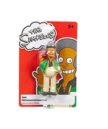 "The Simpsons 4"" Apu Nahasapeemapetilon Collectible Figure by Character O... - $24.75"