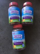 3 Schiff Digestive Advantage Probiotic Dietary Supplement 80  Each Exp:0... - $45.54