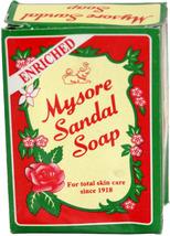 50 Bars Mysore Sandal Sandalwood Soap 75g - $100.00