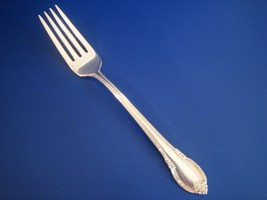 "The Fork 7-1/2"" Remembrance Rogers Bros International Silverplate No Monogram - $14.50"