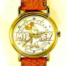 Mickey Disney Lorus, Mans 60 Years With You, Unworn, Collectable Watch, ... - $87.96