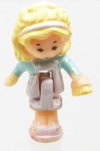 1993 Vintage Lot Figure Polly Pocket Dolls Pet Shop - Polly Bluebird Toys - $7.50