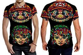 Mario Bros Super Tee Men - $23.99