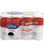 N'Joy Pure Cane Sugar - 8 / 22 oz. canisters (2 Pack) - $40.98