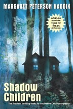 Shadow Children Boxed Set: Among the Hidden, Among the Impostors, Among ... - $14.50