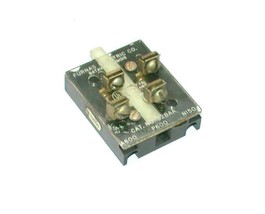 Furnas  52BAA Pushbutton Switch Contact Block 10 Amp 1 N.O. 1 N.C. Contacts - $11.99