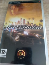Sony PSP~PAL REGION Need For Speed: Undercover image 1