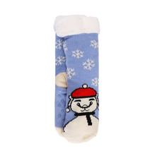 Women's Pack of 12 Cute Animal Sherpa Non-Slip Winter Weight Slipper Socks
