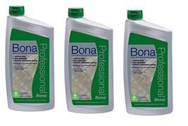 Bona Pro Series Wt760051164 Stone, Tile and Laminate Floor Refresher 3 PACK - $51.59
